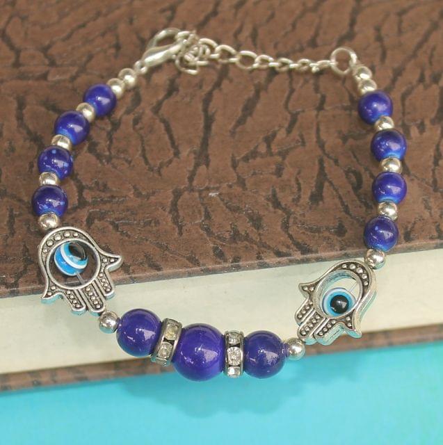 Evil Eye Humsa Hand Bracelets