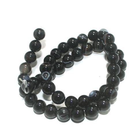 8mm Sulemani Hakik Gemstone Beads 1 String