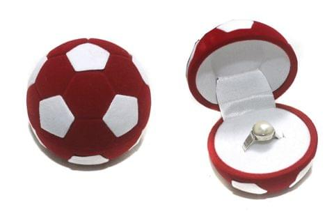 Football Finger Ring Box 1 Pcs