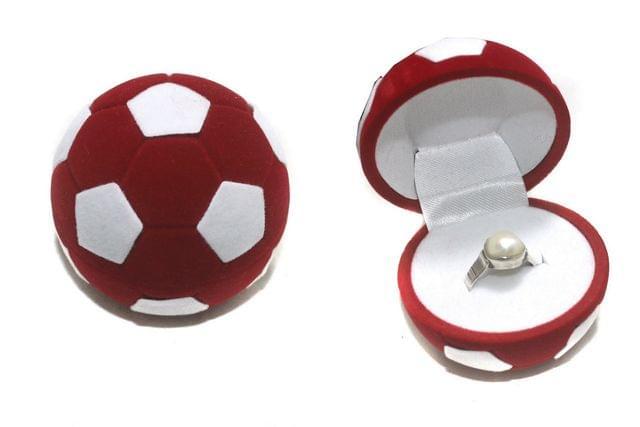 Football Finger Ring Box 1 Pcs