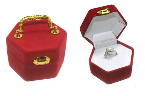 Treasurer Box Finger Ring Box 1 Pcs