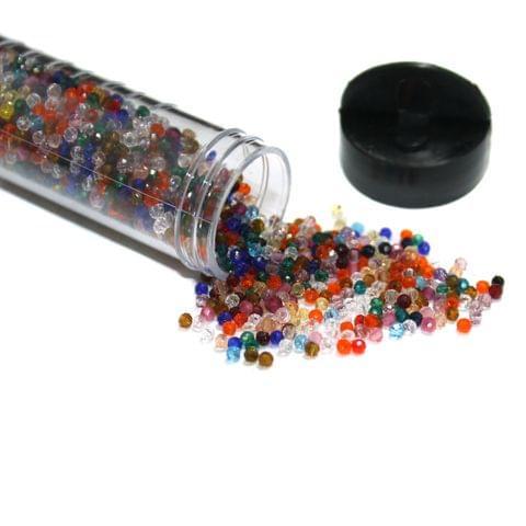 1700 Pcs Hydro Beads Tube MultiColor 2mm