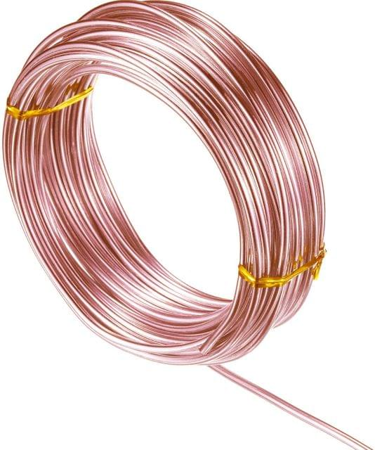 Aluminium Craft Wire Copper 10 Mtrs, Size 2.50 mm