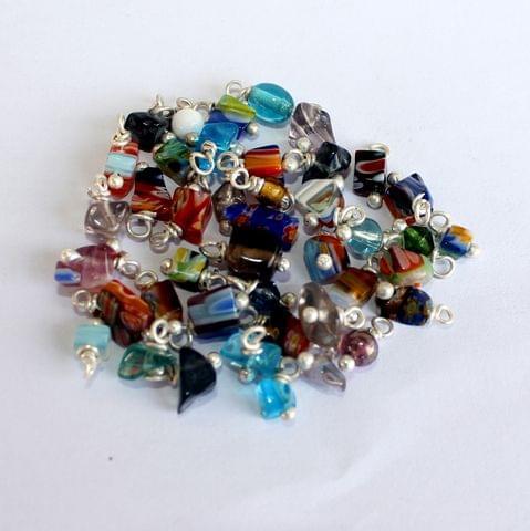500 Pcs Uncut MultiColor Loreal Beads