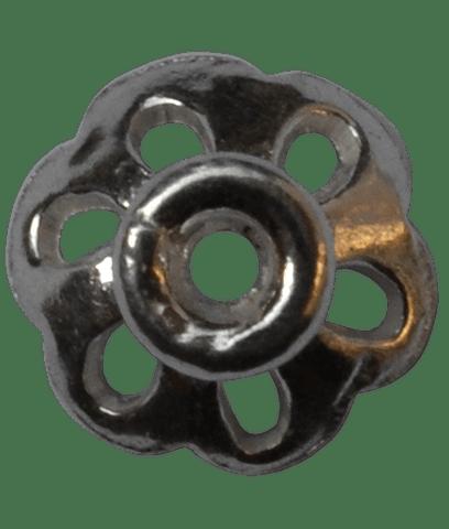92.5 Sterling Silver Filigree Bead Cap