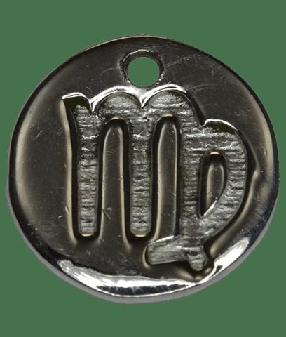92.5 Sterling Silver VIRGO Charm