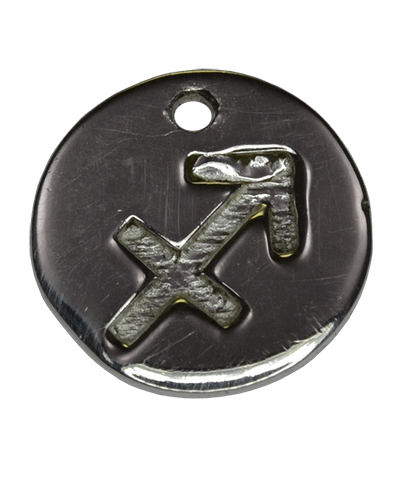 92.5 Sterling Silver SAGITTARIUS Charm