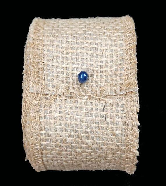 """2"""" Jute Burlap Craft Lace for Arts & Crafts Pack of 3 x 5 Meter Rolls"""