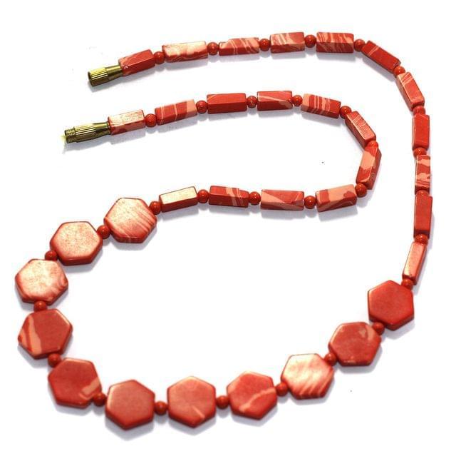 2 Strings Semiprecious Howlite Beads Assorted Styles