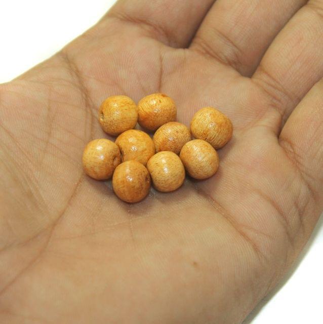 Wooden Beads Round 10mm