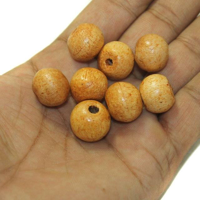 Wooden Beads Round 16mm