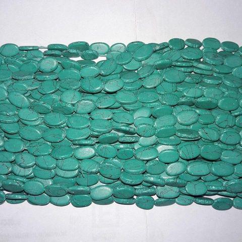 Imitation Turquoise Stone Mani. 10 String