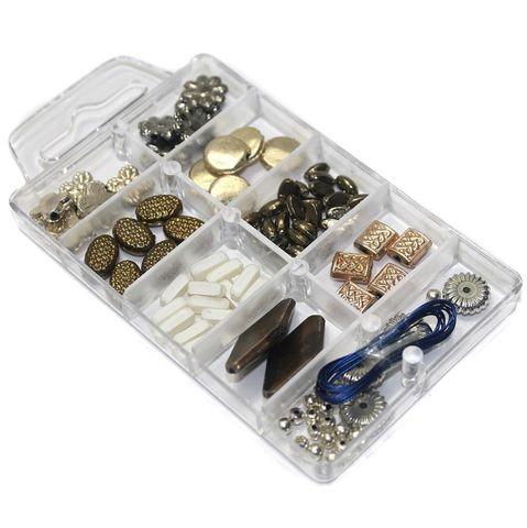 Bracelet Earring Making Kids DIY Kit, Art and Crafts Jewelry Making Kit