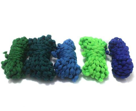 Knotted Dori Combo 5 Color