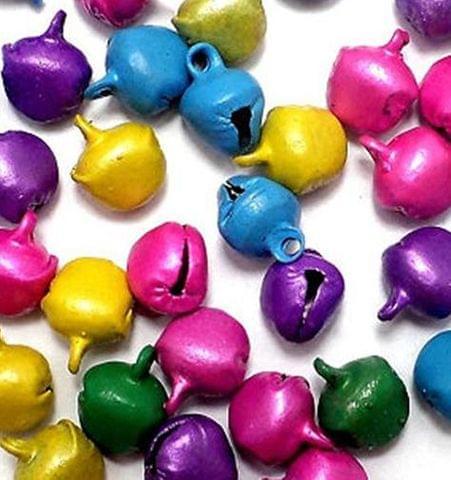 200 Colorful Embellishments 10x8mm