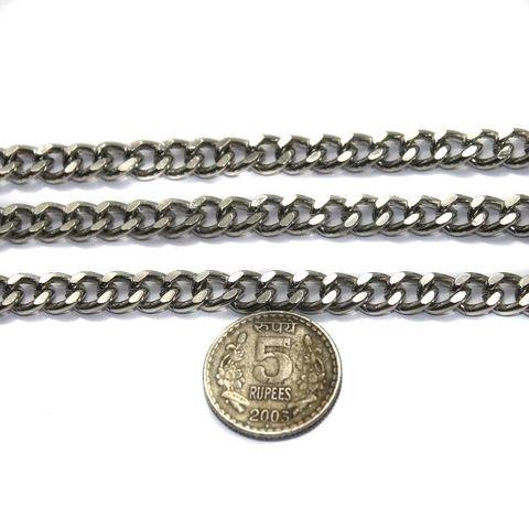 Metal Chain Silver 1 Meter
