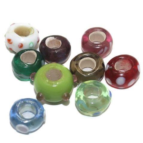 50 Pandora Beads Assorted