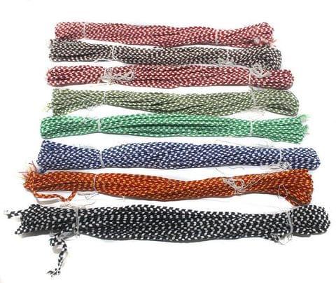 Soutache Braid Cord Double Twine 8 Colors