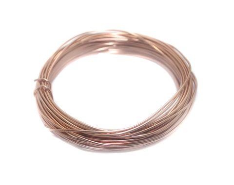 Aluminium Craft Wire Copper 10 Mtrs, Size 1.50 mm