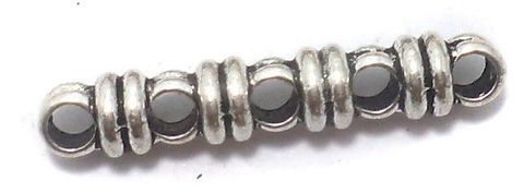 5 Pcs. German Silver Connector 35x6mm