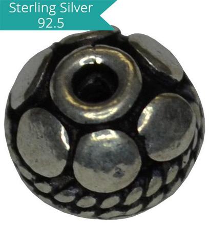 Sterling Silver 7mm Fine Bead