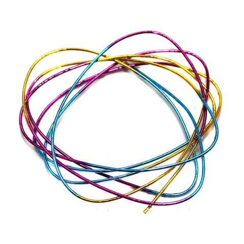 5 Metal Wire Assorted 32 Inch
