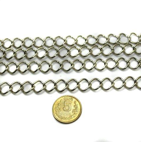 Metal Chain Silver 1 Mtr