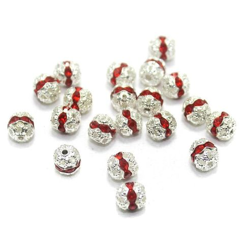 Rhinestone Beads