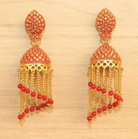Elegant Stylish Alloy Women's Earrings