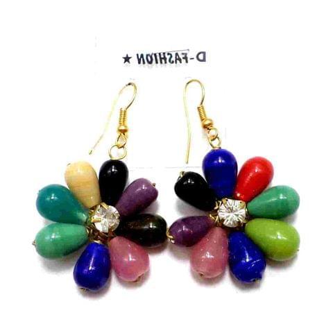 Fashion Earring For Girls Multi