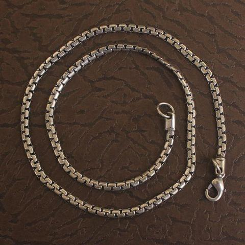 German Silver Link Chain