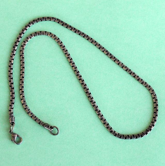 German Silver Link Chain