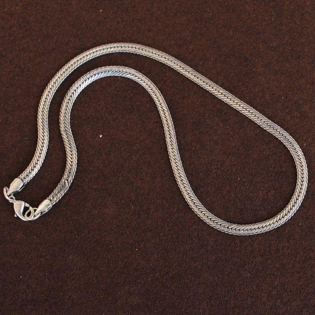 German Silver Sturdy Chain