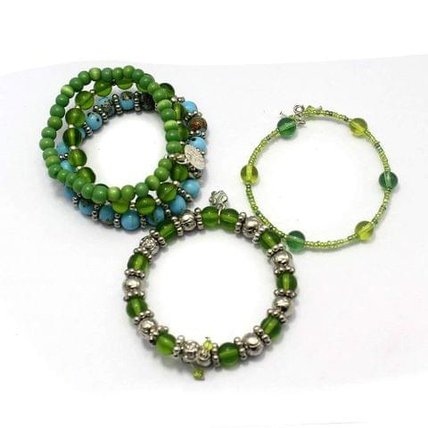 Beadsnfashion Jewellery Bracelet Combo Set