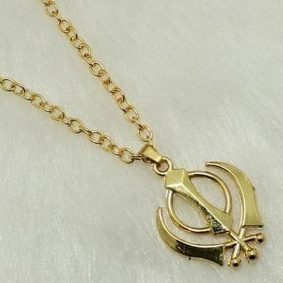 Pendant With Chain