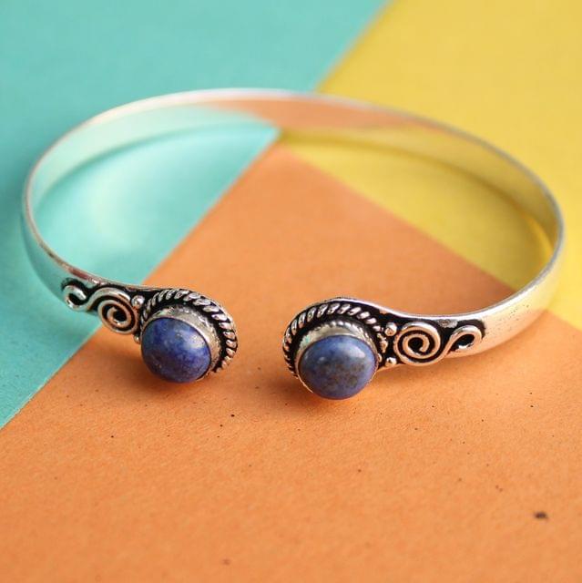 Lapiz Stone Bracelet
