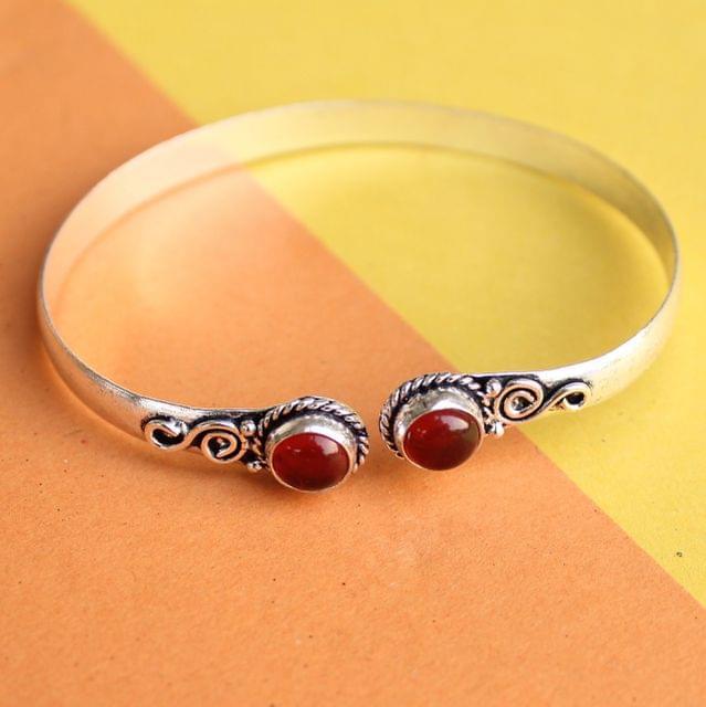 Red Coral Stone Bracelet