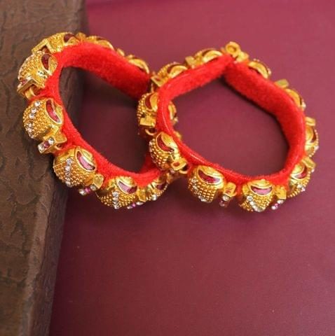 Traditional Gold Plated Pochi
