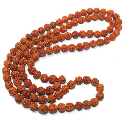 109 Beads Wooden Rudraksh Mala 11mm