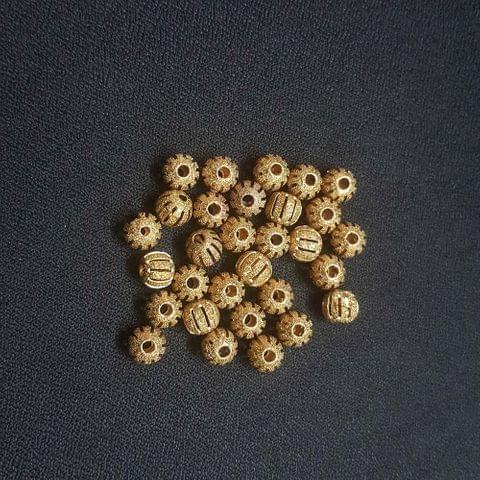 100 pcs, Brass Ball By KTC