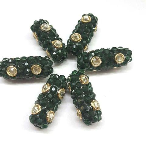 Green, Takkar Capsule 12 x 29 mm, 4 Pieces