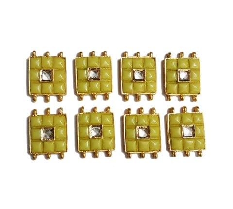 5 pcs Yellow Color Spacers 30x22mm
