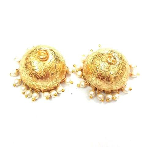 Metal Jhumki 22mm