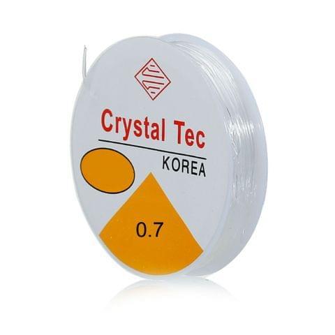 10 Mtr Elastic Cord 0.7mm Spool