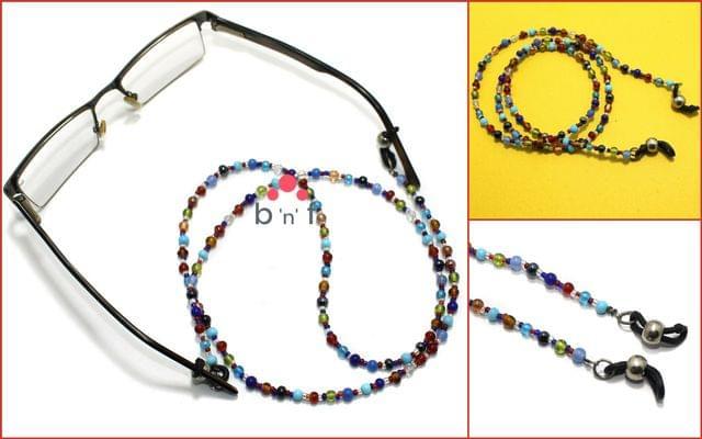 1 Pc Designer Beaded Eyeglass String