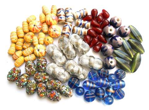 Assorted Beads Combo 6
