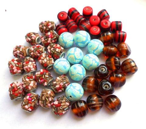 Assorted Beads Combo 14