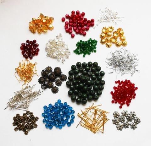 Assorted Beads & Jewelry Findings Combo 13