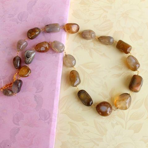 Assorted Gemstone Necklace