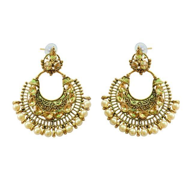 Pearl Desire Earrings For Women